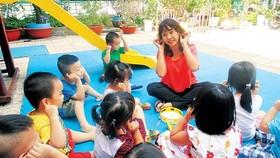 Bảo đảm cho trẻ phát triển thể chất và tinh thần