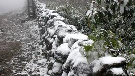Không khí lạnh tràn đến Nam Trung bộ, các tỉnh phía Bắc rét đậm