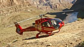 Rơi máy bay trực thăng ở Mỹ, 7 người thương vong