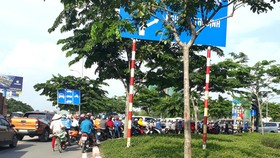 Khó gỡ rối ở nút giao thông An Phú