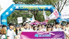 Công ty CP Tập đoàn Xây dựng Hòa Bình đồng hành đi bộ từ thiện Lawrence S. Ting lần thứ 14-2019