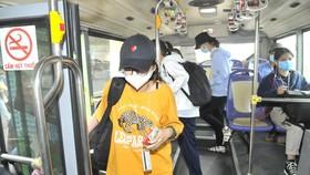 Thẻ thanh toán tự động cho xe buýt: Cần cải tiến