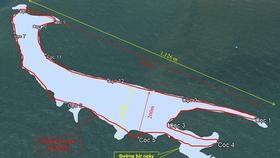 Hình ảnh cồn cát được khảo sát kiểm tra mới nhất