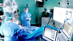 Ứng dụng AI trong chẩn đoán và điều trị đột quỵ
