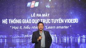 VioEdu, trợ lý học tập ứng dụng AI đầu tiên tại Việt Nam