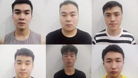 Ngăn ngừa tội phạm người nước ngoài
