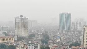 Chỉ số AQI ở Hà Nội tiếp tục tăng