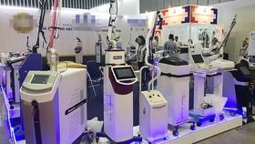Khai mạc Techmart chuyên ngành y tế 2019