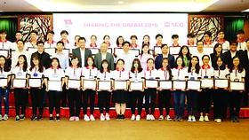 Học bổng SCG Sharing The Dream 2019 mở rộng đến 9 tỉnh thành