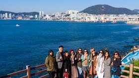 Hơn 550.000 khách Việt Nam đến Hàn Quốc trong năm 2019