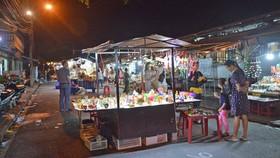Sản phẩm, dịch vụ ở chợ đêm Sơn Trà