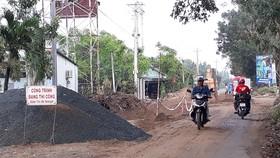Dự án đường giao thông BT: Sai từ khi ký hợp đồng đường Tắc Thủ - Vàm Đá Bạc