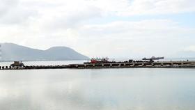 Khẩn trương giải phóng mặt bằng bãi đổ thải tại cảng Vũng Áng