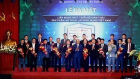 Ra mắt Liên minh phát triển Hệ sinh thái sản phẩm an toàn, an ninh mạng Việt Nam