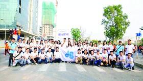 Tập đoàn Xây dựng Hòa Bình - 15 năm đồng hành cùng bước chân thiện nguyện Lawrence S. Ting