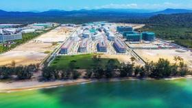 Grand World Phú Quốc: Tiến độ thần tốc, nhiều hạng mục về đích sớm