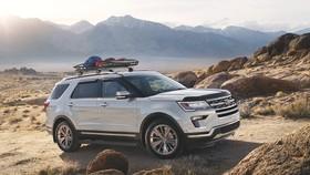 Ford Việt Nam công bố giá bán mới Ford Explorer, tri ân khách hàng với chương trình chăm sóc cao cấp