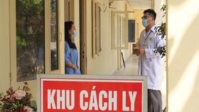 Hình ảnh tại một khu cách ly, kiểm soát, phòng chống dịch Covid-19 ở TPHCM. Ảnh: HOÀNG HÙNG
