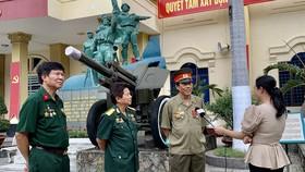 Gặp những người tham gia Chiến dịch Hồ Chí Minh từ hướng Tây Nam
