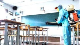 An toàn ngày trở lại trường