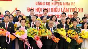 Đồng chí Dương Thế Trung đắc cử Bí thư Huyện ủy huyện Nhà Bè