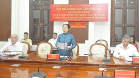 Tư tưởng Hồ Chí Minh về kết hợp và phát huy vai trò các thành phần kinh tế mang lại những thành tựu to lớn  