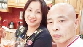 """Vợ chồng Đường """"Nhuệ"""", Nguyễn Thị Dương. Ảnh: FB"""