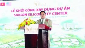 Ông Nguyễn Minh Hiếu, Chủ tịch HĐQT SSC