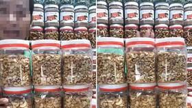 Giả mạo hạt điều Bình Phước rao bán trên mạng với giá rẻ