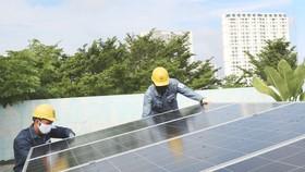 TPHCM sẽ tiêu thụ hết công suất điện mặt trời mái nhà