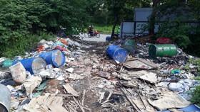 Siết chặt các nguồn thải công nghiệp có thể gây ô nhiễm môi trường