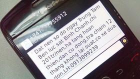 Antispam SMS xử lý hơn 10.000 tin nhắn rác mỗi giây