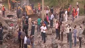 Nổ lớn tại kho chứa hóa chất ở Ấn Độ, ít nhất 12 người thiệt mạng