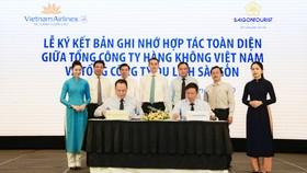 Saigontourist Group và Vietnam Airlines ký kết hợp tác toàn diện