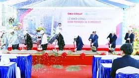 Hòa Bình khởi công dự án Cobi Tower I&II