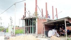 Nhiều trường hợp xây nhà không cần giấy phép từ ngày 1-1-2021