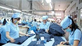 Việt Nam - Hàn Quốc thỏa thuận cộng gộp xuất xứ nguyên liệu dệt may. Ảnh minh họa: MỸ HẠNH