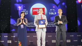 Vietjet, Viettel, Vinamilk... vào Top 50 Thương hiệu dẫn đầu 2020 do Forbes bình chọn