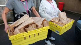 UNICEF lần đầu tiên cho trẻ em đói ăn ở Vương quốc Anh trong lịch sử 70 năm. Ảnh: theguardian.com