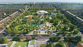 Sức hút từ khu đô thị Gem Sky World 92,2 ha tại Long Thành