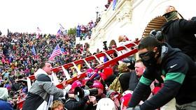 Ông J.Biden chính thức trở thành Tổng thống thứ 46 của nước Mỹ