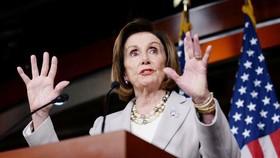 Chủ tịch Hạ viện Mỹ Nancy Pelosi . Ảnh: REUTERS