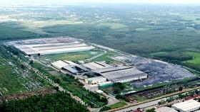 Nhà máy xử lý rác thải của Vietstar