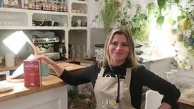 Cô Claire Vallee, chủ Nhà hàng chay ONA. Nguồn: wionews.com