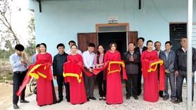 """""""Mái ấm Syngenta"""" trao tặng 110 căn nhà cho nông dân nghèo"""