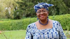 Bà Ngozi Okonjo-Iweala ở cơ quan ngoại giao Nigeria tại Chambesy, gần Geneva, Thụy Sĩ, ngày 29-9-2020. Ảnh: REUTERS