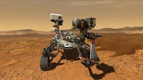 Robot tự hành Perseverance của Cơ quan hàng không và vũ trụ Mỹ (NASA) đáp xuống bề mặt sao Hỏa