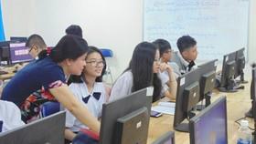 Khảo sát chất lượng ngoại ngữ học sinh khối 9 và khối 11