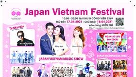 Lễ hội Nhật - Việt lần thứ 7-2021 tại TPHCM