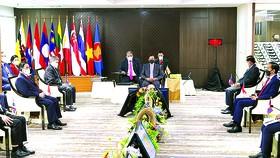 Hội nghị các nhà lãnh đạo ASEAN: Bàn giải pháp vượt qua giai đoạn khó khăn